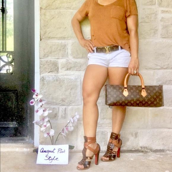 Louis Vuitton Handbags - 🛑SOLD🛑💯 LV PREDATECODE TRICOT TRIANGLE HANDBAG